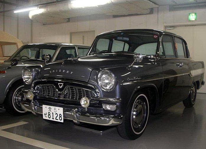 1959 Toyopet Crown