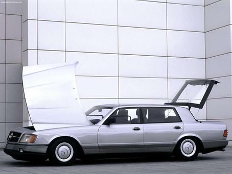 Mercedes Concept Auto 2000