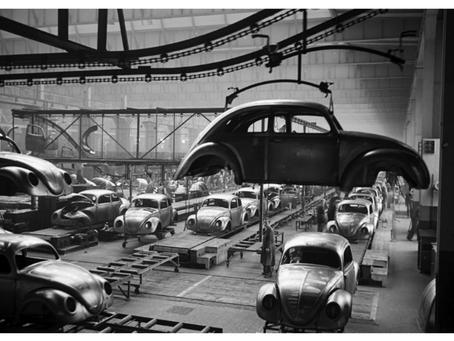 Volkswagen fête 75 ans de production de la Coccinelle : 27/12/2020