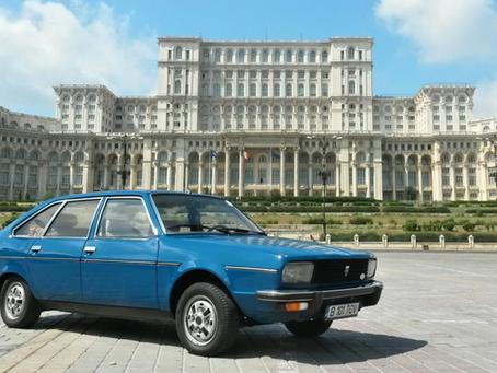 La Dacia 2000 de Nicolae Ceausescu, l'ancien Président Roumain