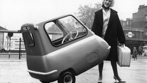 PEEL P50 et Trident : les plus petites voitures au monde