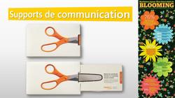 Impression supports de communication