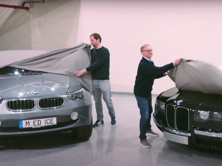 BMW Classic dévoile deux concepts cars dont un gardé secret depuis 1997
