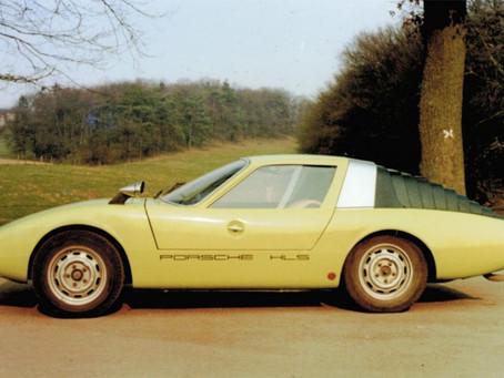 Porsche 911 HLS : le prototype non officiel oublié