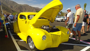 Mc Cornik's : visite des ventes aux enchères de Palm Springs 2016