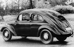 Volkswagen Porsche Typ 60 (VW V3)
