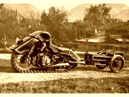 BMW Schneekrad - 1936