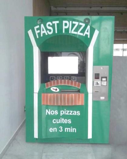 Fast pizza Bab Ezzouar