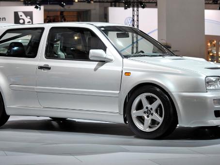 La Golf III A59 : une GOLF4 R32 avant l'heure
