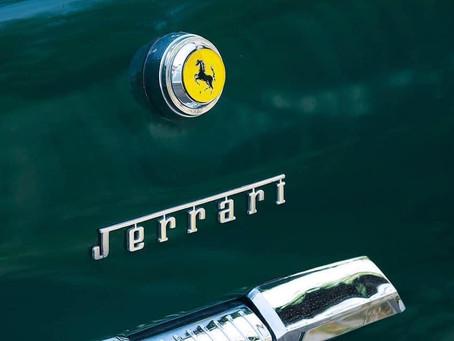 La Jerrari : mi Ferrari, mi Jeep