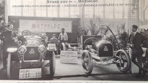 Salon de l'automobile d'Alger 1913
