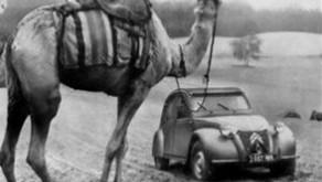 Citroën 2CV Sahara : 2CV et 2Moteurs