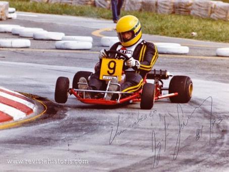 Les Pilotes de F1 qui sont passés par le Karting