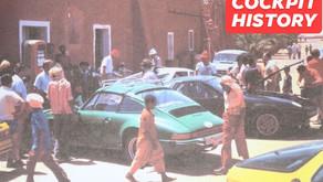 Porsche 911 modèle G : essais en Algérie
