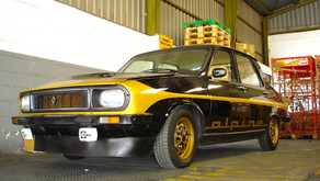 Renault 12 Alpine: la sportive de la Pampa