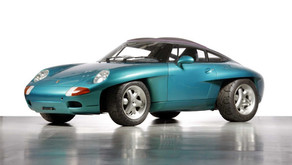 Porsche Panamericana : le surprenant concept