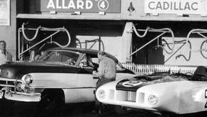 Première participation de Cadillac aux 24Heures Le Mans, 1950