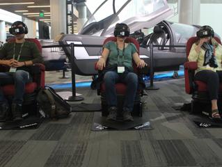 Facebook dévoile son casque VR