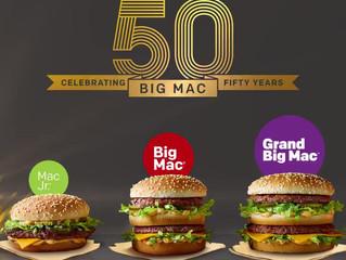 Big Mac : 50 ans et toujours au goût du jour