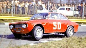 Alfa Romeo Giulia GTA SA Sovralimentata