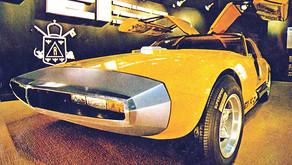 FEI X-3 Prototype Lavinia - 1970