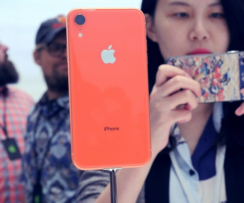 Color Iphone XS
