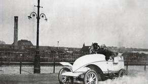 L'Œuf de Pâques : détentrice du record de vitesse en 1902