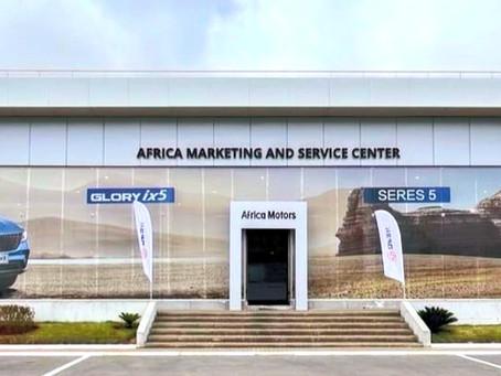 Seres : Africa Motors lance une voiture électrique chinoise au Maroc