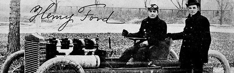 Quand Henry Ford exécute le Fordisme à l'extrême