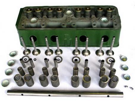 Convertir un moteur fonctionnant à l'essence plombé à un moteur sans plomb