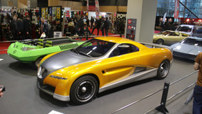 Rétromobile dévoile une exposition d'exception : la fabuleuse collection ASI Bertone