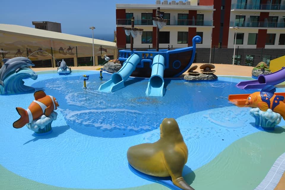 Aquapark mosta