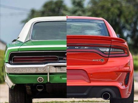 Les Muscle-Cars : Avant - Maintenant