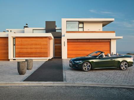 La Nouvelle BMW Série 4 Cabriolet