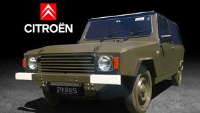 Citroën Baby-Brousse et FAF: une idée Africaine