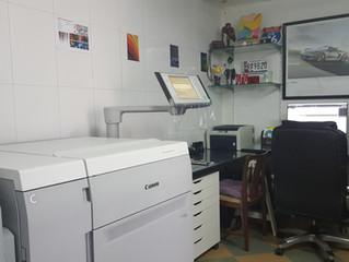 i1 Digital printing center : ouvre ses portes