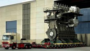 Le moteur le plus grand et le plus puissant au monde