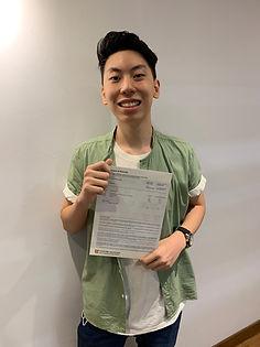 Marcus Yeoh IGCSE 2018 Brixsten Academy