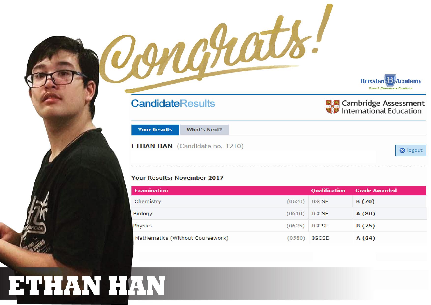 Ethan Han