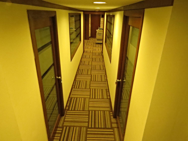 Classroom Corridor