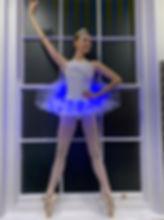 led ballerina