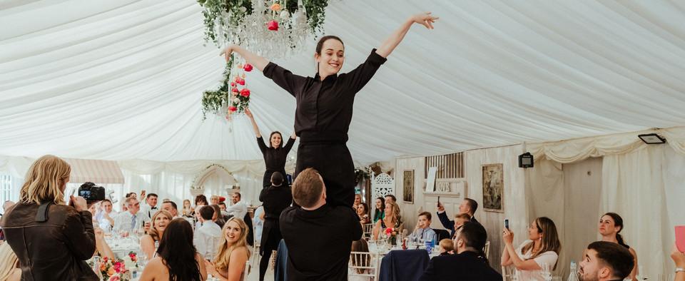 flashmob wedding dancers kent