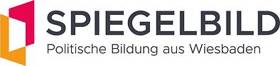 Spiegelbild_Logo_2zeilig_RGB_aufWeiss.pn