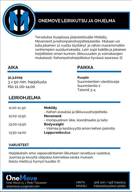 OneMove leirikirje 31.3.2019 Kuopio.png