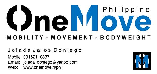OneMove Business Card_Joiada Jalos Donie