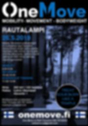 26.5.2019 OneMove leirimainos Rautalampi