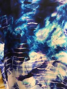 + Tie dye print +