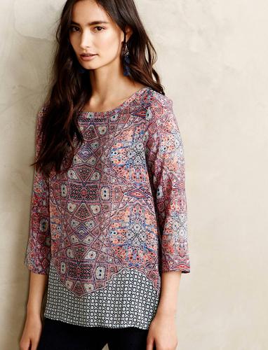 + Intricate persian arabic print +