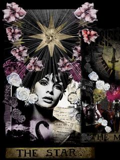 + Tarot cards t-shirt prints +