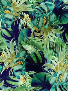 + Botanicals tropical leaves print +